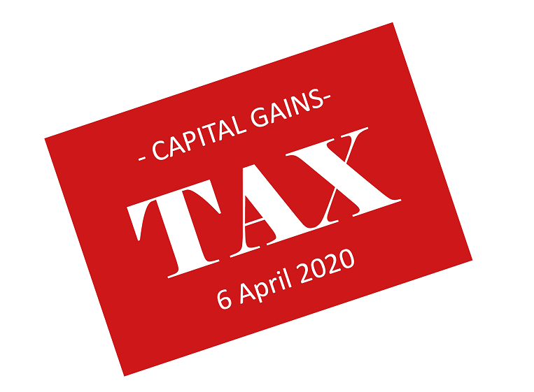 Capital Gains Tax - 30 Day Payment Deadline